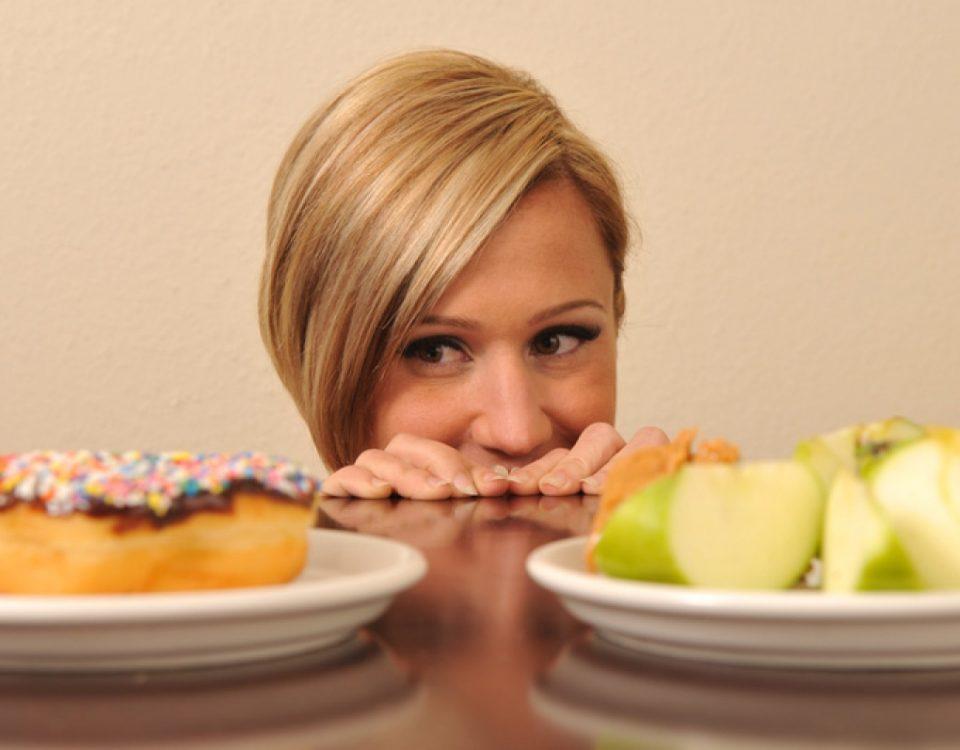 Изменить свое отношение к питанию